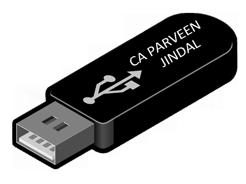 Bootable USB Flash Drive